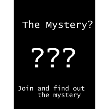 The mystery game [JUMP TEXT]