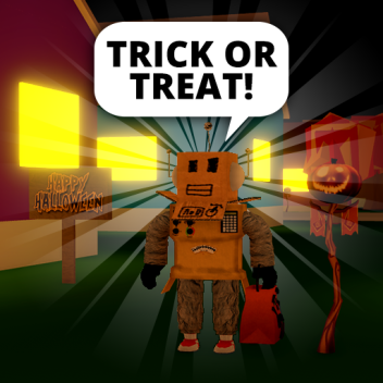 Unofficial Trick or Treat 2015